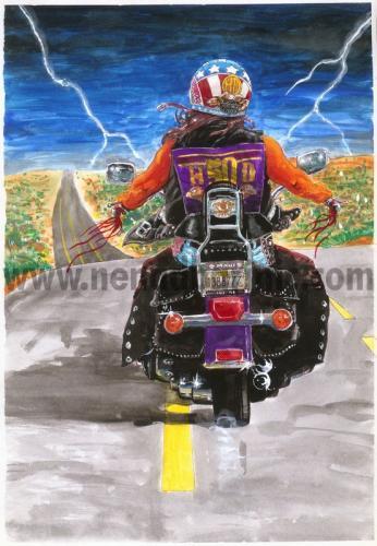 crtez biker