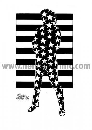 ilustracija america man1988