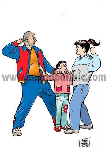 nasilje u obitelji naslovnica