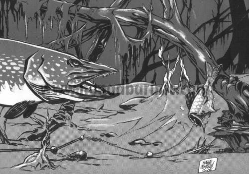 ilustracija stuka na filet 2001